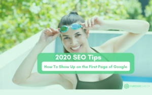 SEO tips for 2020 - how to land on first page of google