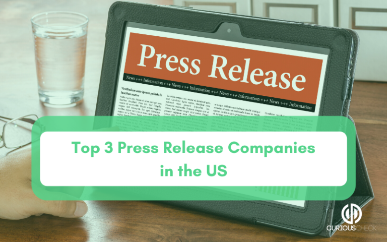 Top press release distribution companies