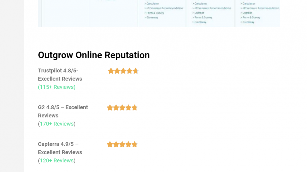 review profile for curiouscheck - online reputation