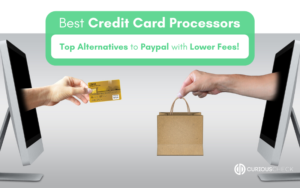 low rate credit card processor companies - Paypal alternatives
